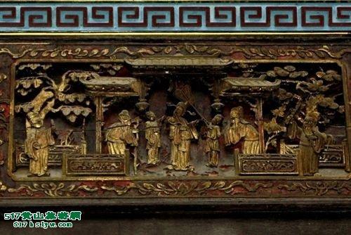 徽派雕刻都有哪些-徽派三雕:砖雕石雕木雕