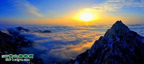 2014年冬季黄山旅游攻略-冬游黄山赏苏州美景黄山到湖北恩施自驾攻略图片